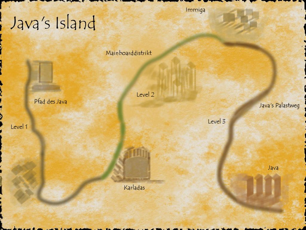 Java's Island